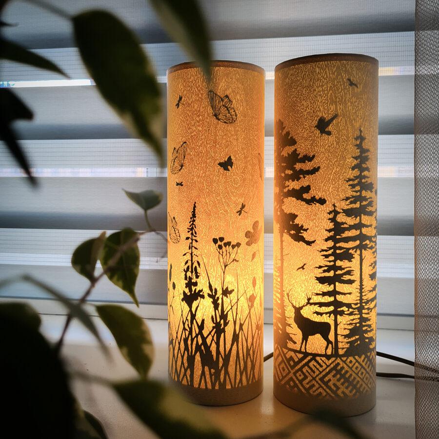 Meža Īpašā Lampa