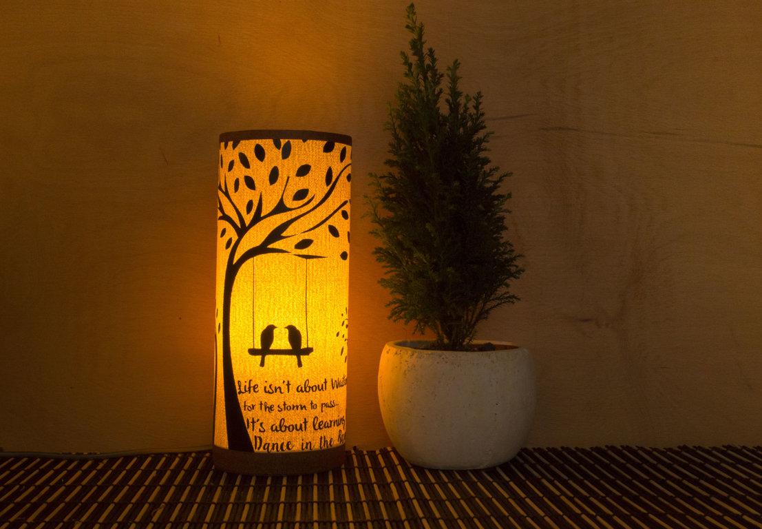Īpašā Lampa 25 cm