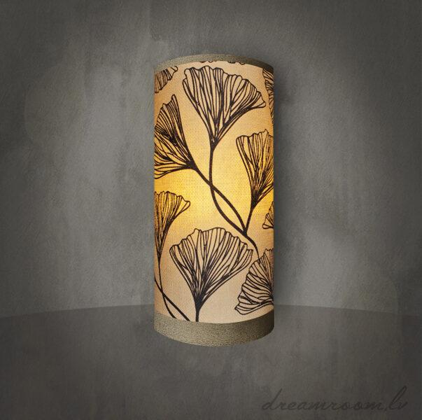 Ziedu lampa